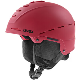 UVEX Legend Pro Helm oxy red mat